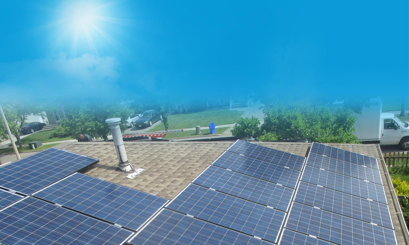 Solar Panel Installation Canada